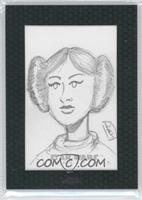 Wilson Ramos Jr. (Princess Leia Organa) /1