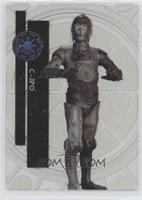Form 1 - C-3PO (Weathered)