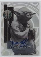 First-Time - Deep Roy as Yoda