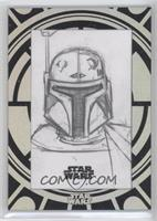 Unknown Artist (Boba Fett) /1