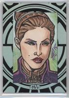 Unknown Artist (Princess Leia Organa) /1