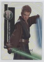 Form 1 - Anakin Skywalker (Blue & Green Lightsaber)