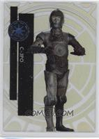 Form 1 - C-3PO (Weathered)
