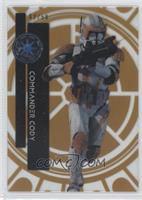 Form 1 - Commander Cody /50