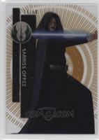 Form 2 - Barriss Offee /50
