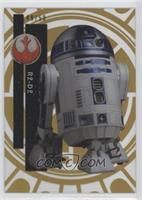 Form 1 - R2-D2 /50