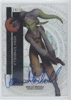 First-Time On-Card - Vanessa Marshall as Hera Syndulla /25