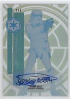Classic - Dickey Beer as Stormtrooper /1