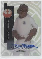 Classic - Tim Rose as Admiral Ackbar