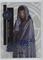 First-Time On-Card - Bai Ling as Bana Breemu