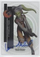 First-Time On-Card - Vanessa Marshall as Hera Syndulla