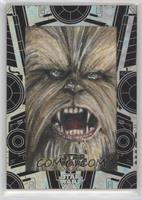 Unknown Artist (Chewbacca) /1