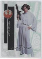 Form 1 - Princess Leia
