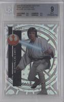 Form 1 - Luke Skywalker /99 [BGS9]