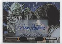 Meeting Yoda (Randy Martinez)