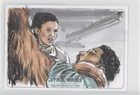 Joel Biske (Chewbacca, Princess Leia Organa, Lando Calrissian) /1