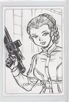 Ben Dunn (Princess Leia Organa) /1
