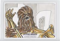Daniel Benitez, Arturo Ramirez (Chewbacca, C-3PO) /1