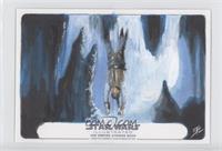 Tim Proctor (Luke in Wampa Cave) /1
