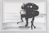 Unknown Artist (Imperial Probe Droid) /1