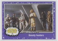 The Empire Strikes Back - Bounty hunters