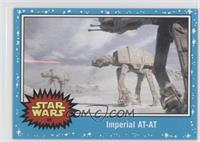 The Empire Strikes Back - Imperial AT-AT