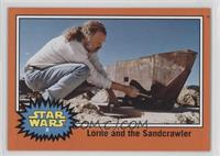 Lorne and the Sandcrawler