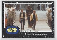 A New Hope - A time for celebration