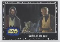 Return of the Jedi - Spirits of the past