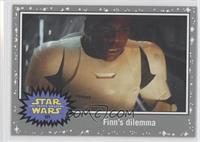 The Force Awakens - Finn's dilemma