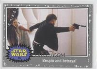 The Empire Strikes Back - Bespin and betrayal