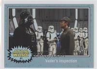 Return of the Jedi - Vader's inspection /150