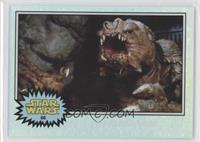 Return of the Jedi - The Rancor feasts /150