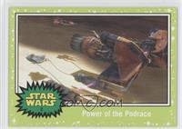 The Phantom Menace - Power of the Podrace