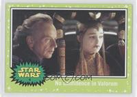 The Phantom Menace - No confidence in Valorum