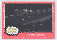 The Force Awakens - The Star Destroyer