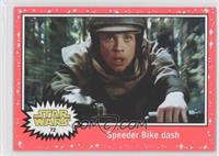 Return of the Jedi - Speeder Bike dash