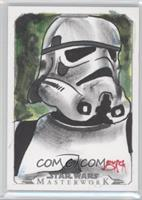 Steven Burch (Storm Trooper) /1