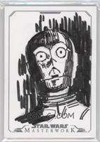 Unknown Artist (C-3PO) /1
