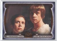 Princess Leia, Luke Skywalker /99
