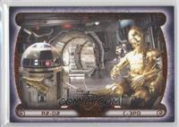 R2-D2, C-3PO /99