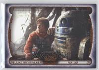 Luke Skywalker, R2-D2 /99