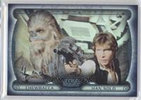Chewbacca, Han Solo /299