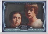 Princess Leia, Luke Skywalker /299