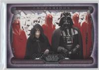 Emperor Palpatine, Darth Vader