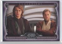 Anakin Skywalker, Obi-Wan Kenobi