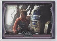 Luke Skywalker, R2-D2