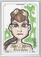 Unknown Artist (Princess Leia) /1