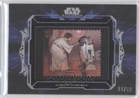 Princess Leia Organa, R2-D2 /99