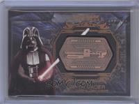 Darth Vader, Darth Vader's Lightsaber (Lightsaber through Medallion) /129